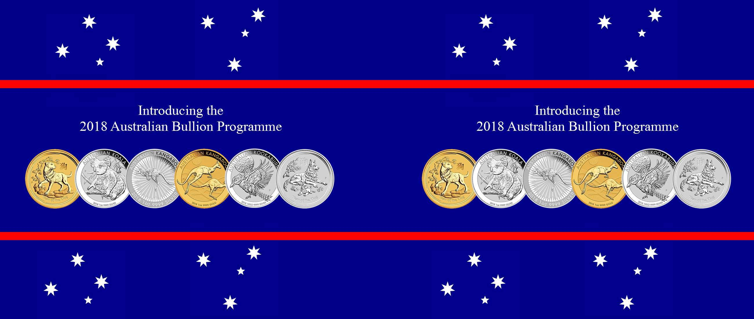Introducing the 2018 Australian Bullion Programme 138