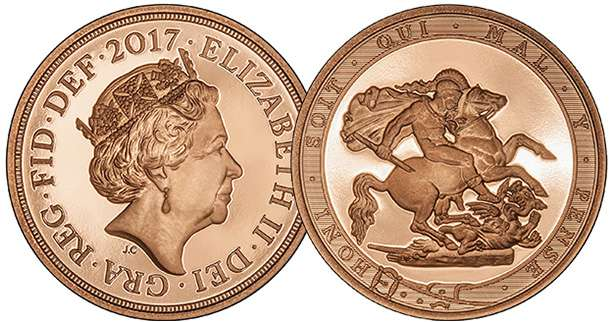 The 2017 Sovereign – The 200th Anniversary of the First Modern Sovereign