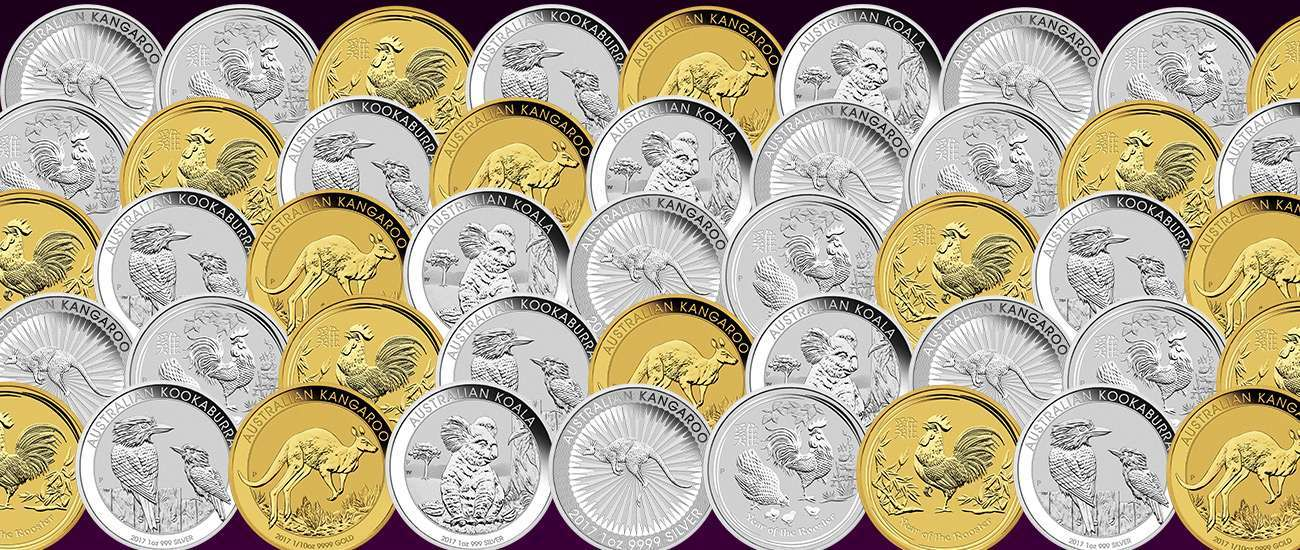 2017 Australian Gold & Silver Bullion Coin Program  137