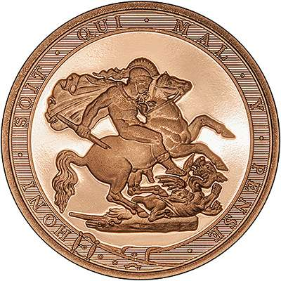 2017 Proof Sovereign - 200th Anniversary of the Modern Sovereign