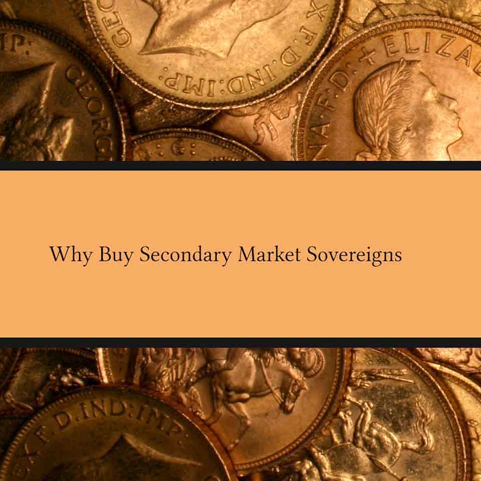 Why Buy Secondary Market Sovereigns? 30