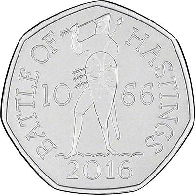 Is My Fifty Pence Rare? | Chard