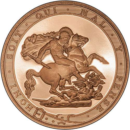 The 200th Anniversary of the Modern Sovereign - The Proof Sovereign