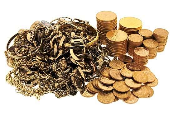 We buy gold - jewellery, scrap, watches