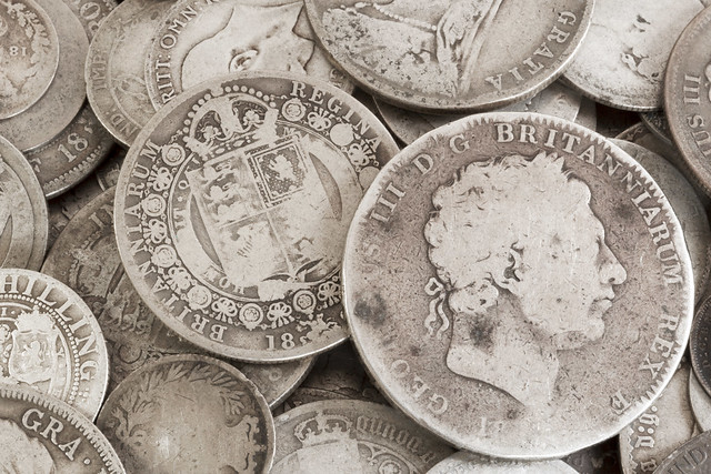 Silver Content of British Coins | Chards