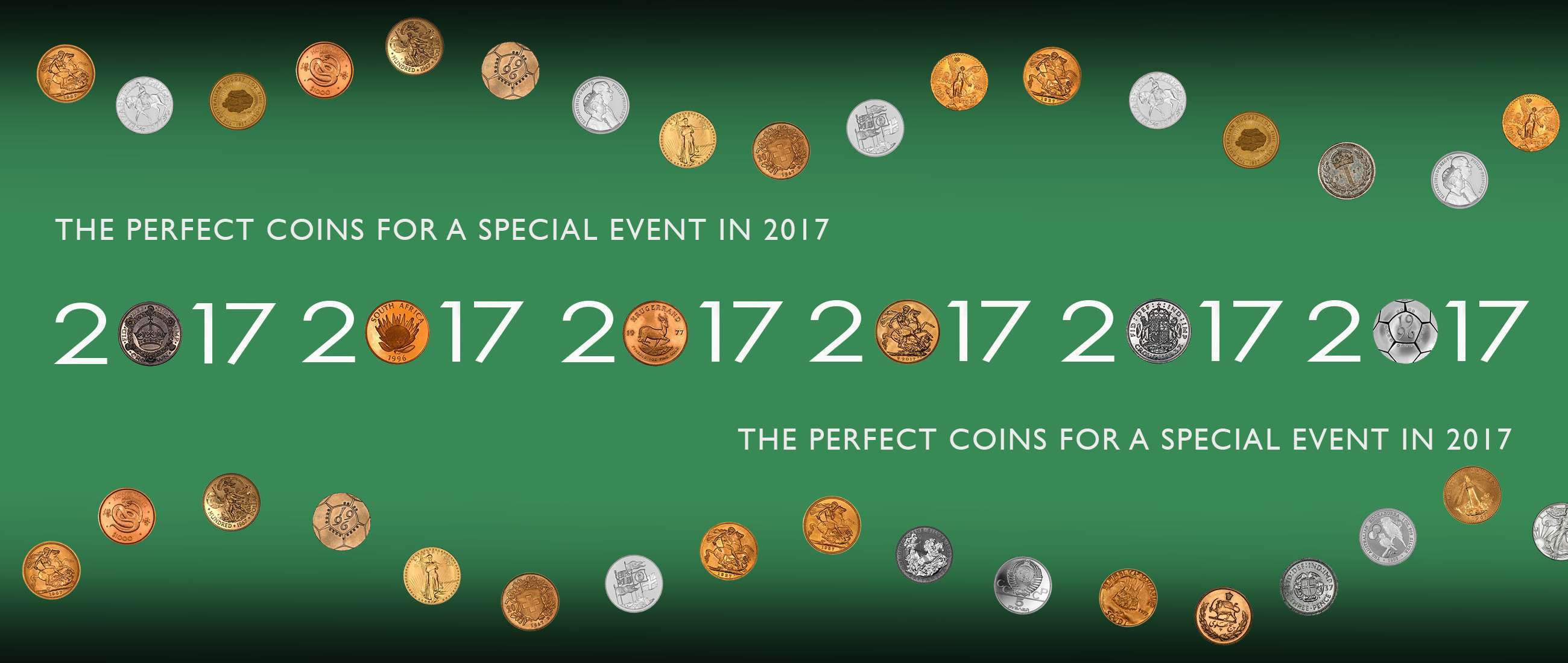 The Perfect Coin for Special Events in 2017 159