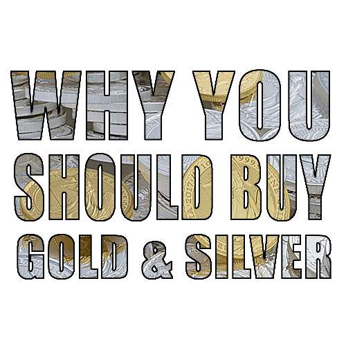 Why You Should Buy Physical Gold & Silver Bullion 171