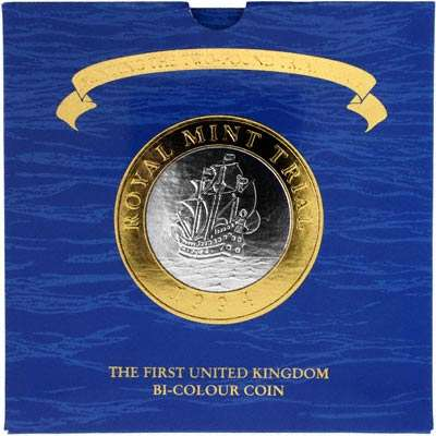 1994 £2 Royal Mint Trial Pack