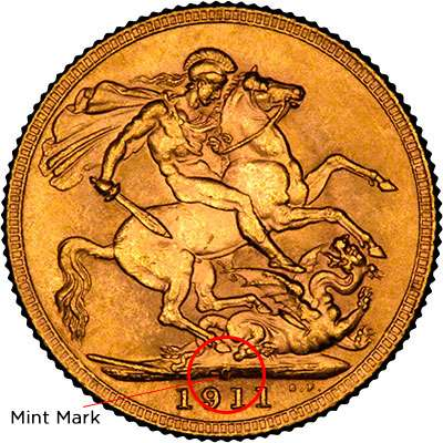 Canada Mint Sovereign