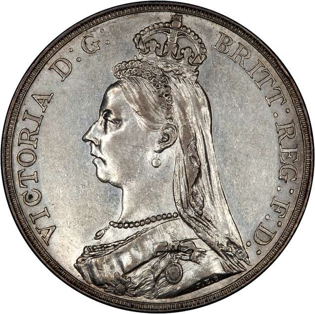 Coins of Queen Victoria - Jubilee Head Portrait | Chard Blog