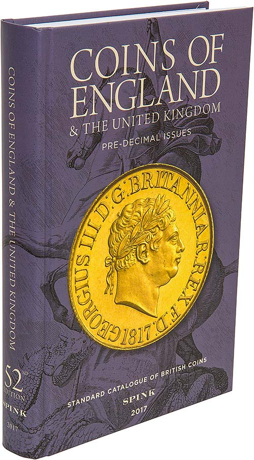 2017 Coins Of England And The Uk Spink Catalogue Chards