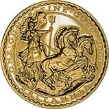 2009 1 oz Gold Coin Britannia Bullion 22821