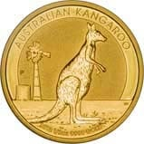 2012 0.5 oz Gold Coin Kangaroo Nugget Bullion 20712
