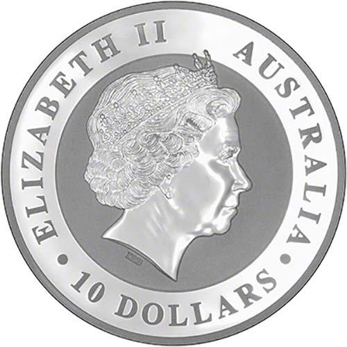 10 oz Silver Coin Best Value 24090