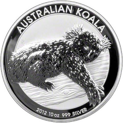 10 oz Silver Coin Best Value 24091