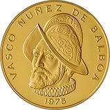 1975 Gold Panama 100 Balboa UNC Bullion 23078