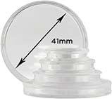 Storage & Accessories Coin Capsule 41mm 25202