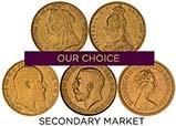 Bullion Sovereign Best Value - Secondary Market 23938