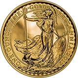 2012 1 oz Gold Coin Britannia Bullion 20822