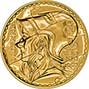2003 1 oz Gold Coin Britannia Bullion 24557