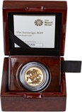 2019 Gold Proof Sovereign 22502