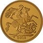 2018 Gold Proof Full Sovereign 24227