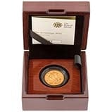 2016 Gold Full Sovereign Elizabeth II Proof 25109