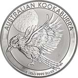 2018 1 Kg Silver Coin Kookaburra Perth Mint Bullion 20786