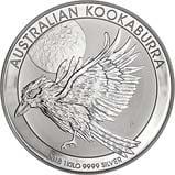 2018 1 Kg Silver Coin Kookaburra Perth Mint Bullion 20786