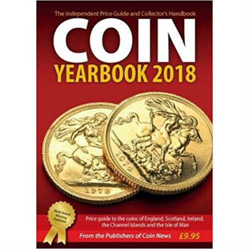 Catalogues 2018 Coin Yearbook Token Publishing Chards