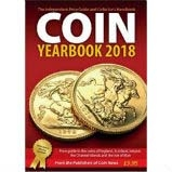 2018 UK Books Coin Yearbook 22630