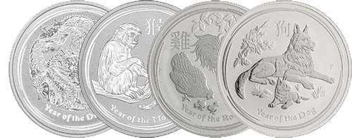0.5 oz Silver Coin Best Value 24156