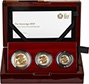 2019 3-Coin Gold Proof Premium Sovereign Set 20875