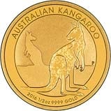 0.5 oz Gold Coin Kangaroo Nugget Our Choice Bullion 22451