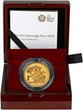 2018 The Five Sovereign Piece BU Presentation Box