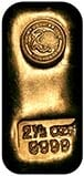 2.5 oz Gold Bar Our Choice Pre-Owned 22445