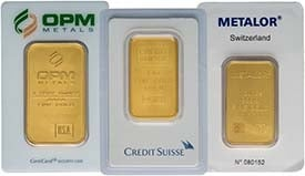 1 oz Gold Bar Our Choice Pre-Owned 21047