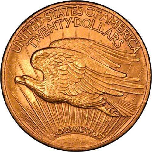 $20 Double Eagle Our Choice Bullion Gold Coin 20651