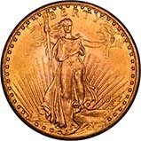 $20 Double Eagle Our Choice Bullion Gold Coin 20653