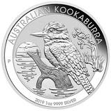2019 1 oz Silver Coin Kookaburra Perth Mint Bullion 24151