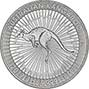 2017 1 oz Silver Coin Kangaroo Bullion 21534