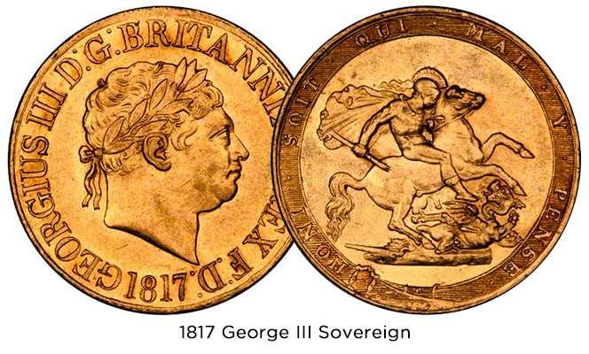 1817GeorgeIIISovereignOverlay