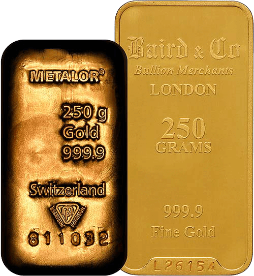 Gold Coins Or Gold Bars - A Comparison