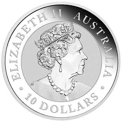 2019australiakookaburra10ozsilverobv400