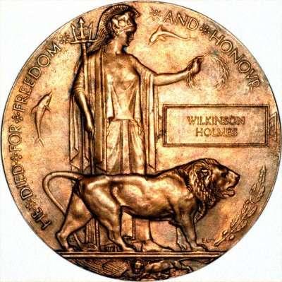 medaldeathplaquewilkinsonholmes400