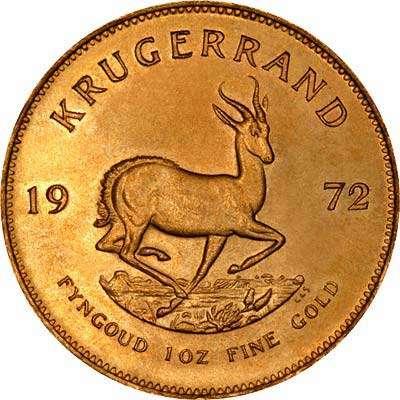1972southafrica1ouncekrugerrandrev400