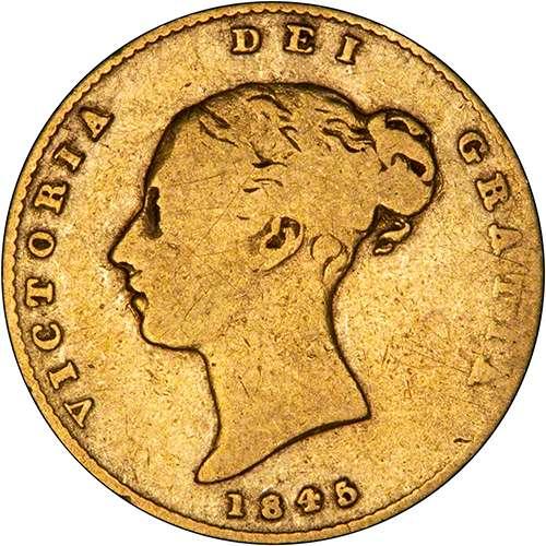 worn-1845victoriahalfsovereigngoldwornobv500
